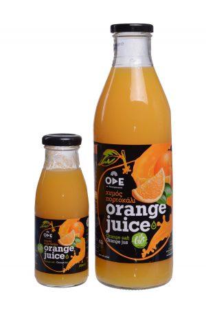 βιολογικός χυμός πορτοκάλι - Ωδή στο ρόδι