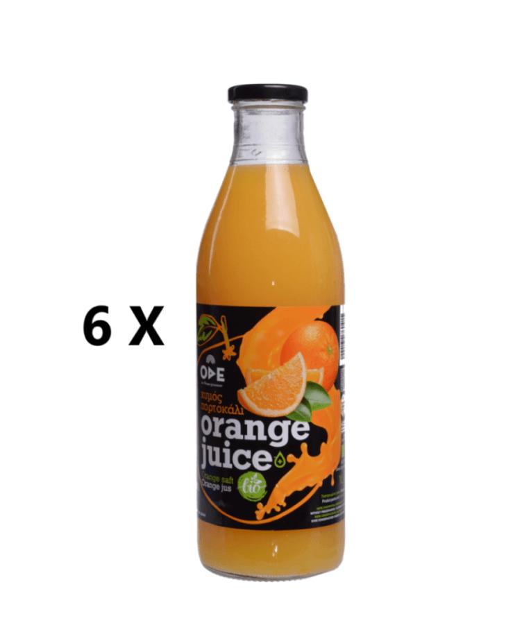 χυμός πορτοκάλι - Ωδή στο ρόδι